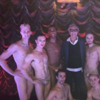 Photo Flash: Tommy Tune Visits BOYLESQUE BULLFIGHT