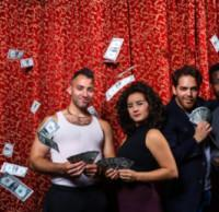 Photo Flash: First Look at HEIST! at the Players Theatre Photo