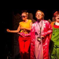 Photo Flash: First Look at VULVARINE: A NEW MUSICAL At The Edinburgh Fringe