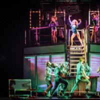 Photo Flash: Joanne Clifton & Ben Adams Star In FLASHDANCE At The Belgrade