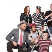 Photo Flash: First Look at The Gift Theatre's COSMOLOGIES