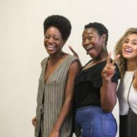 Photo Flash: First Day of School! In Rehearsal with SCHOOL GIRLS; OR, THE AFRICAN MEAN GIRLS PLAY
