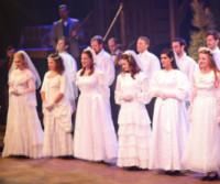 Photo Flash: SEVEN BRIDES FOR SEVEN BROTHERS Opens Tonight at Beef & Boards Dinner Theatre Photos