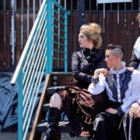 Photo Flash: LIZZIE Prepares To Bring Down The Axe In DTLA Photo