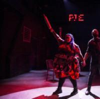 Photo Flash: Sneak Preview Of SWEENEY TODD THE DEMON BARBER OF FLEET STREET At Rep Stage