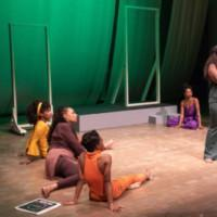 Photo Flash: First Look At African-American Shakespeare Company's FOR COLORED GIRLS W Photo