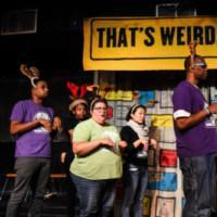 Photo Flash: Barrel Of Monkeys' THAT'S WEIRD, GRANDMA Will Ring In The Holidays At Th Photo