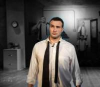Photo Flash: First Look at Eagle Theatre's NOIR: THE 3D/4D SEMI-CINEMATI SATIRICAL THRILLER Photos