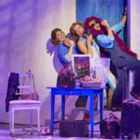 Photo Flash: MAMMA MIA Opens In Manila!