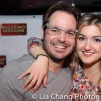 Photo Flash: Broadway Sessions Was GETTIN' THE BAND BACK TOGETHER With Cast Members Garth Kravits, Mitchell Jarvis, Becca Kötte, and More!
