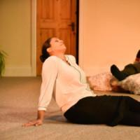Photo Flash: Michael Frayn's HERE Approaches Final Performances Photos