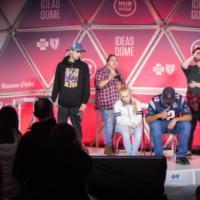 Photo Flash: Drug Story Theater Improv Performance Comes to HUBweek Photos