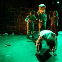 Photo Flash: First Look at Horror Rep's FRANKENSTEIN Photos