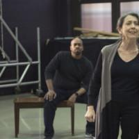Photo Flash: In Rehearsal With Titan Theatre Company's Magical Production Of THE TEMP Photo