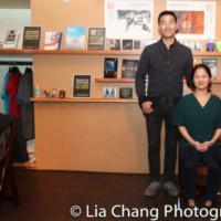 Photo Flash: THE CHINESE LADY's Daniel K. Isaac, Shannon Tyo, Lloyd Suh And Ralph Pen Photo
