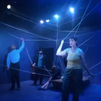 Photo Flash: First Look at New Musical THE WOMAN WHO WENT TO SPACE AS A MAN Photos