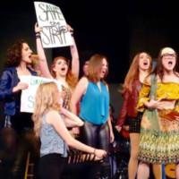 Photo Flash: First Look at ROCK OF AGES At The Barn Players