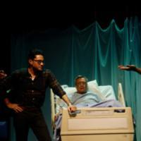 Photo Flash: Chalk Rep's World Premiere DEATH AND COCKROACHES By Eric Loo Photos