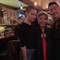 Photo Flash: Daniel K. Isaac And Shannon Tyo Celebrate Opening Night Of THE CHINESE L Photo