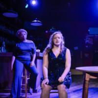 Photo Flash: First Look at Underscore Theatre's WIFE MATERIAL