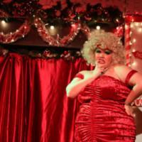 Photo Flash: Inside Hell In A Handbag Productions' SNOWGIRLS - THE MUSICAL Photos