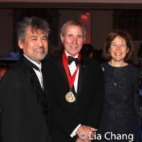Photo Flash: Dr. H.M. Agnes Hsu-Tang, Jim Dale And Arthur A. Levine Honored At The New-York Historical Society's 2018 History Makers Gala