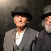 Photo Flash: First Look At Mandelbaum And Goldwaser In WAITING FOR GODOT In Yiddish
