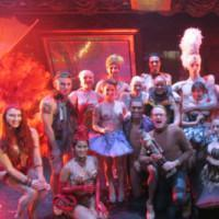 Photo Flash: Carson Kressley Visits Company XIV's NUTCRACKER ROUGE