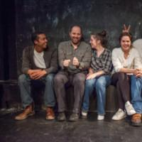 Photo Flash: Inside Rehearsals For The World Premiere Of THE RUSSIAN & THE JEW at The Photo