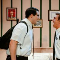 Photo Flash: First Look at Flying Elephant Productions' THE BOOK OF MERMAN Photo