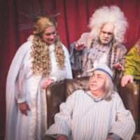 Photo Flash: First Look at SCROOGE! THE MUSICAL At Tacoma Little Theatre Photos