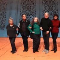 Photo Flash: BC/EFA's RED BUCKET FOLLIES Celebrates Asian Americans On Broadway And The 60th Anniversary Of FLOWER DRUM SONG