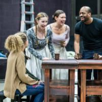 Photo Flash: In Rehearsal With Titan Theatre Company's A CHRISTMAS CAROL Photo