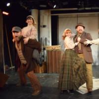 Photo Flash: Strawdog Theatre Presents HERSHEL AND THE HANUKKAH GOBLINS Through Jan 5
