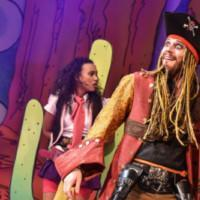 Photo Flash: ROBINSON CRUSOE Opens To Rave Reviews At Greenwich Theatre Photo