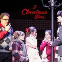 Photo Flash: First Look At The Sauk's A CHRISTMAS STORY Photos