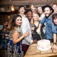 Photo Flash: Inside The Gala Night For PETER PAN At Park Theatre Photo