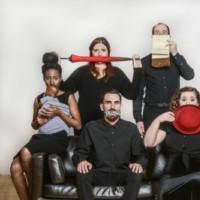 Photo Flash: RedWit Theatre's IN THE NEXT ROOM (or The Vibrator Play) Photo