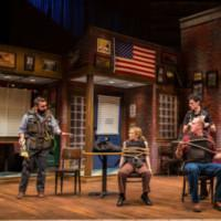 Photo Flash: HARD CELL Makes World Premiere At Geva