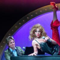 Photo Flash: First Look at BETTE AND BARRY: FROM BATHHOUSE TO BROADWAY At Island City Stage Photos