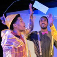 Photo Flash: THE SNOWY DAY AND OTHER STORIES By Ezra Jack Keats' Celebrates Martin Luther King Day
