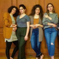 Photo Flash: First Look At The Cast Of BETWEEN THE THREADS