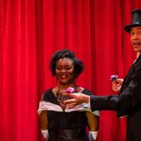 Photo Flash: First Look at Geva's World Premiere Of THE MAGICIAN'S DAUGHTER Photo