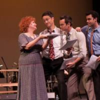 Photo Flash: First Look at Musical Theatre Guild's MINNIE'S BOYS Photo