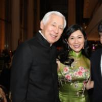 Photo Flash: Kahchun Wong,Bomsori Kim AndSo Young Park CelebrateNew York Philharmonic Debuts In Lunar New Year Concert