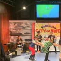 Photo Flash: FunikiJam's City Of Hope At Actors Temple Theatre Photo
