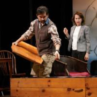 Photo Flash: DYING IN BOULDER Opens At La MaMa Photo
