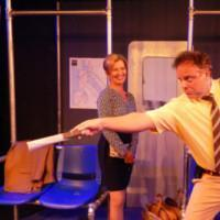 Photo Flash: First Look at Pigs Do Fly Productions' 2 ACROSS Photos