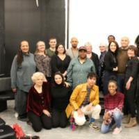 Photo Flash: In Rehearsal For Shakespeare Theatre Company's THE ORESTEIA