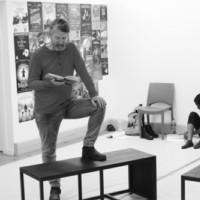 Photo Flash: Inside Rehearsals For EQUUS At Theatre On The Bay Photos